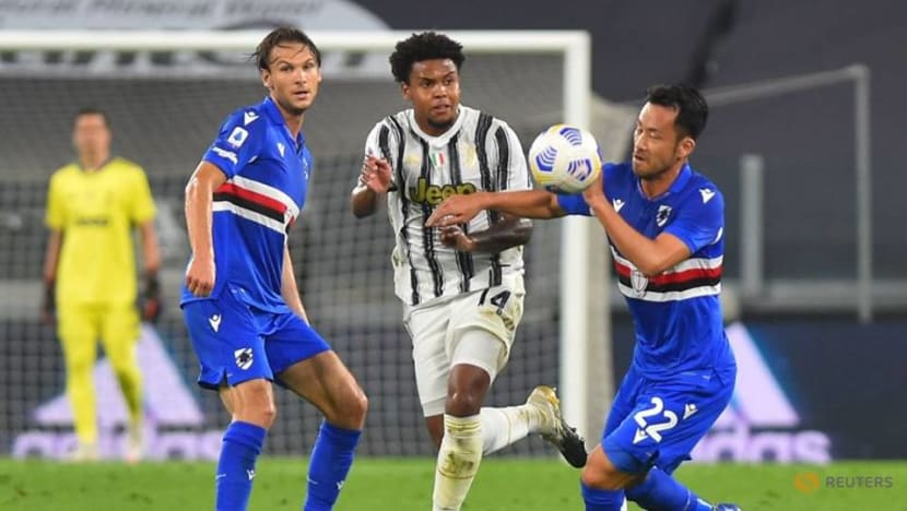 Football: Juventus squad isolated after McKennie tests positive