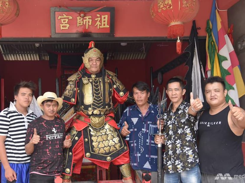 Chap Goh Mei festivities in Indonesia's Kalimantan a testament to Chinese tradition