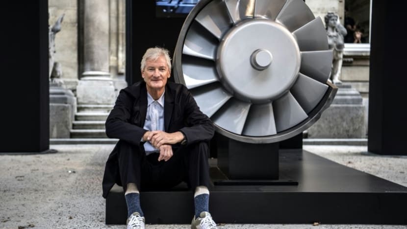 James Dyson is richest man in UK after firm's record profit last year