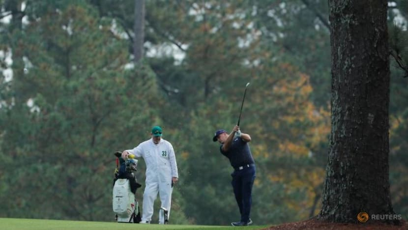 Soggy Masters on tap as unique major season wraps up