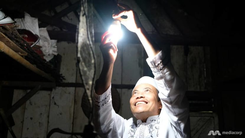 This farmer gave 600 homes cheap electricity that the power company couldn't