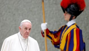 Pope to visit Cyprus and Greece, including Lesbos island, Dec 2-6