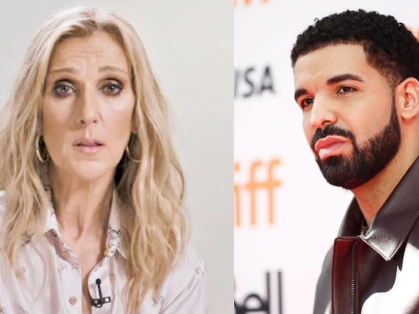 'Don't do it': Celine Dion's advice to Drake on his next tattoo