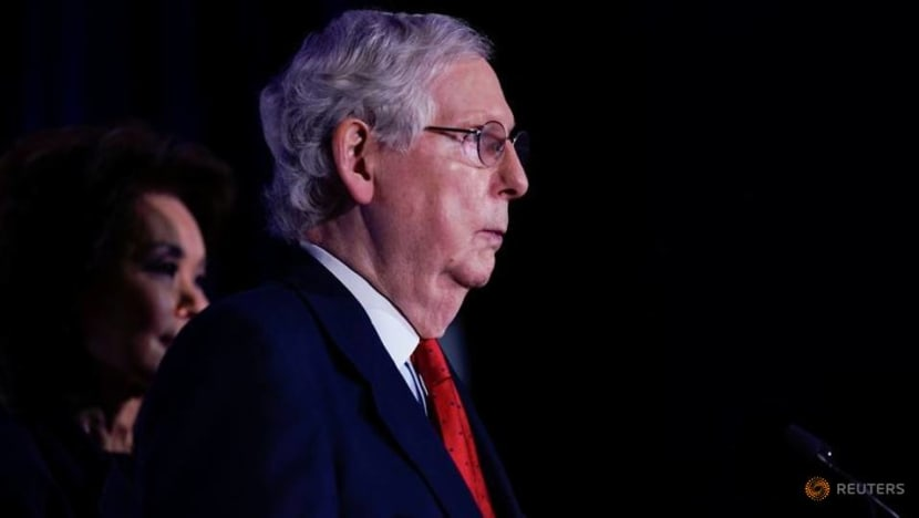 McConnell: Signs of economic recovery point to smaller COVID-19 stimulus