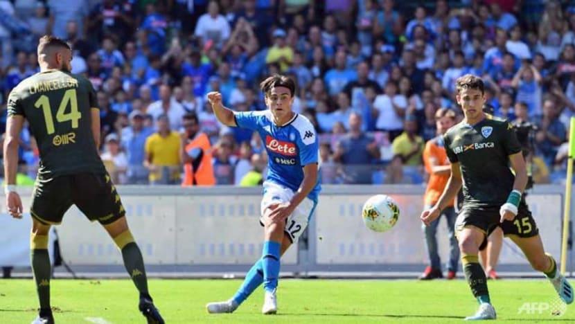 Football: Napoli back winning as Ribery's Fiorentina punish AC Milan