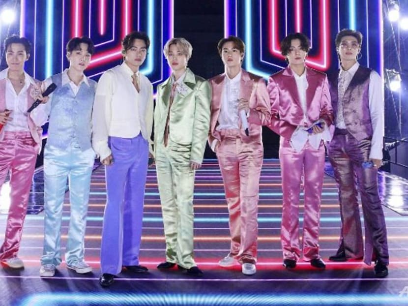 K-pop stars BTS named Global Recording Artist of the Year after successful 2020