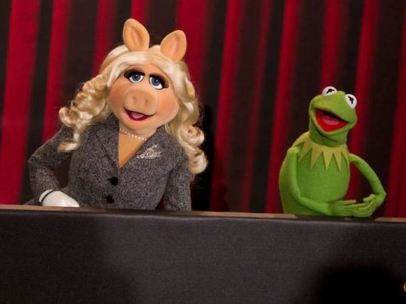 Muppets' Kermit jokes that lockdown kept diva Miss Piggy at bay