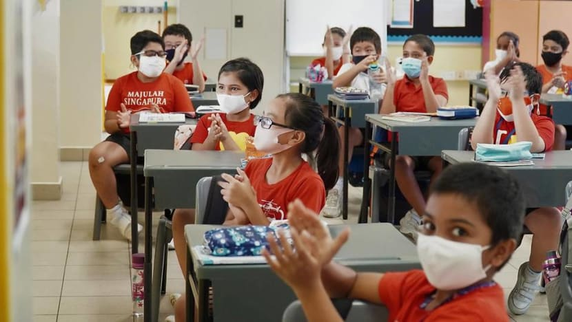 Education, health ministries 'working out' plans to vaccinate students under 16: Chan Chun Sing