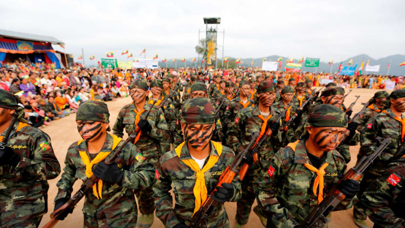 Myanmar's armed ethnic factions will not stand by if more protesters killed, says one group