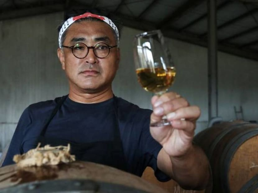 Taiwan's award-winning winemaker aims to rejuvenate fading tradition
