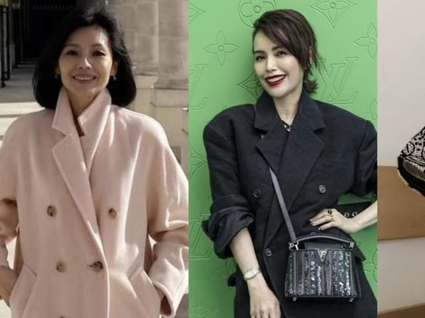 Zoe Tay sends  Sharon Au and Stef Sun care packages of bralettes and fragrances