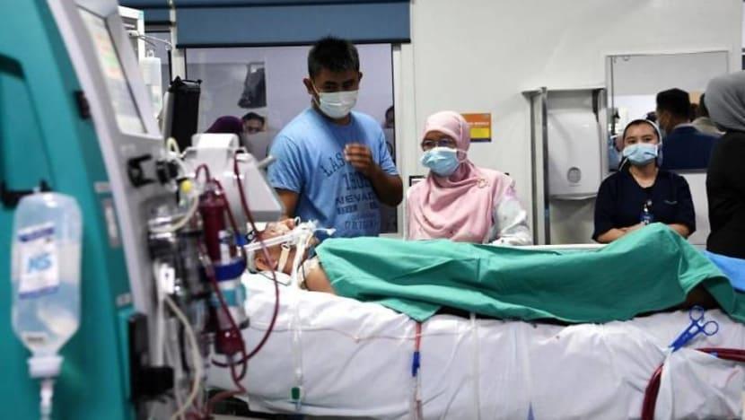 Malaysian firefighter's death reclassified as murder case