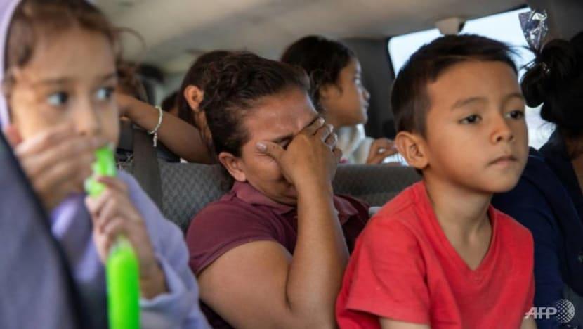 US states sue Trump over indefinite detention of migrant children