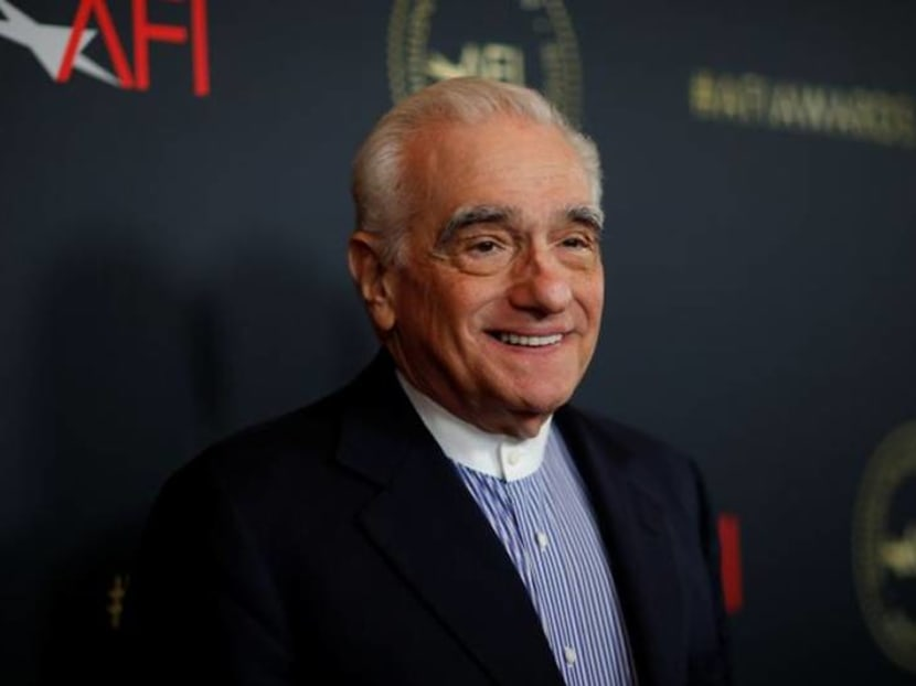 Martin Scorsese is creating new films, TV shows for Apple's streaming service