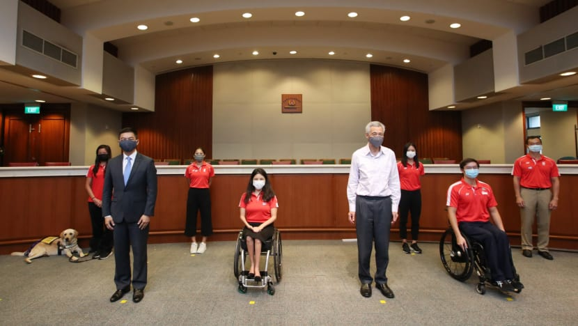 Cash prize disparity not a reflection of how Government values athletes compared to para-athletes: Edwin Tong