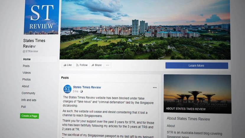 'We do not have a policy that prohibits alleged falsehoods': Facebook on why it did not take down States Times Review post