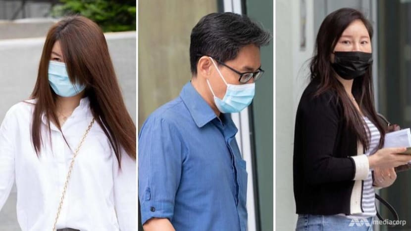 ICA officer charged with accepting money and sexual favours from 2 Chinese nationals