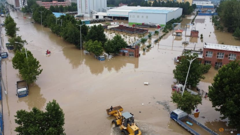 Analysis-Extreme weather sounds alarm for under-insured China