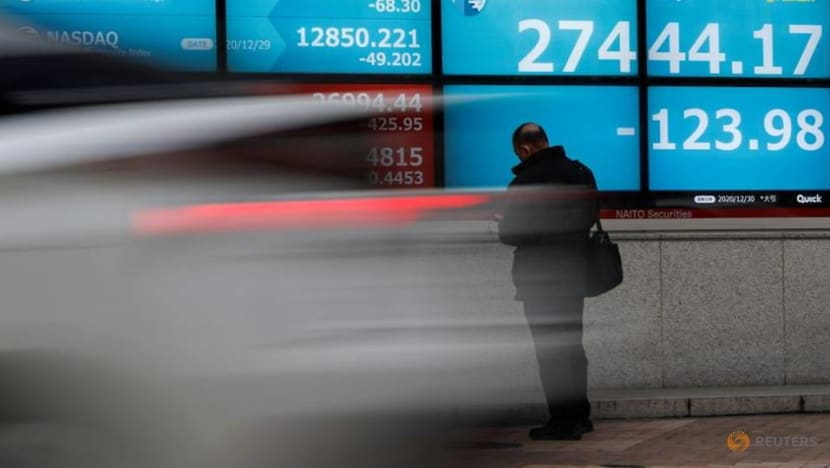 Tokyo's Nikkei share average closes down 0.07 pct