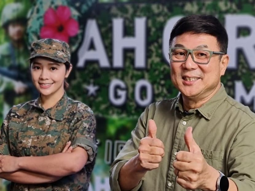 Jack Neo is making Ah Boys To Men spin-off called Ah Girls Go Army