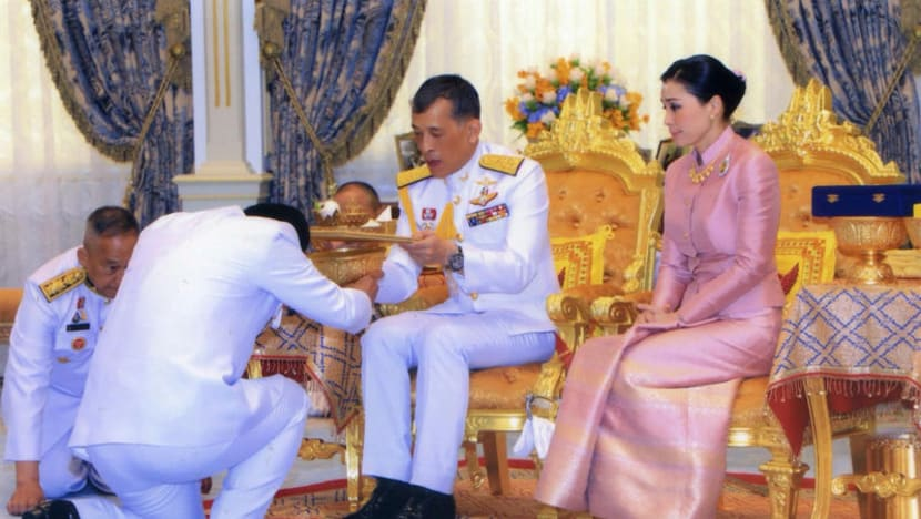 From air stewardess to general to royalty: How Thailand's new queen came to be