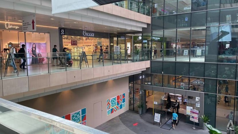 Jem and Westgate stores see thin crowds as malls reopen