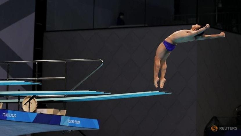 Olympics-Diving-Japan's Terauchi ponders future as medal eludes him yet again