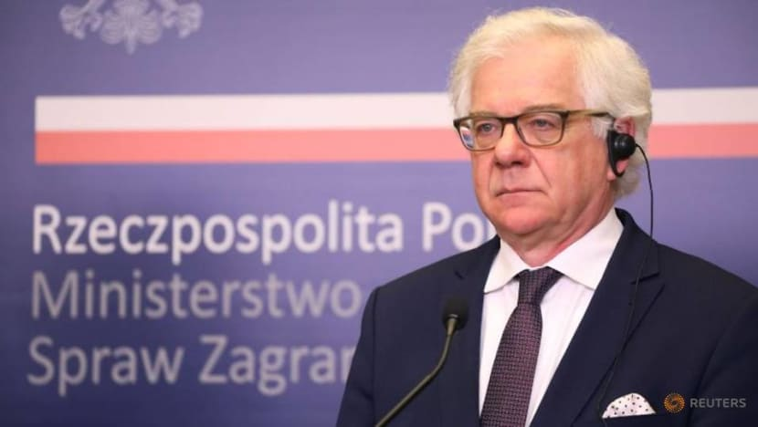 Poland's foreign minister quits amid Belarus crisis