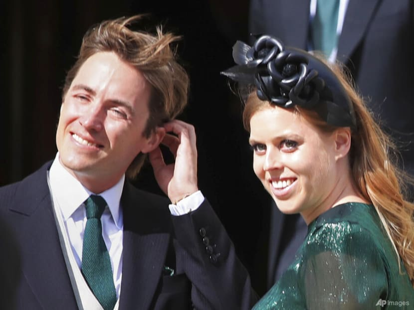 UK's Princess Beatrice gives birth to baby girl, Queen Elizabeth's 12th great-grandchild