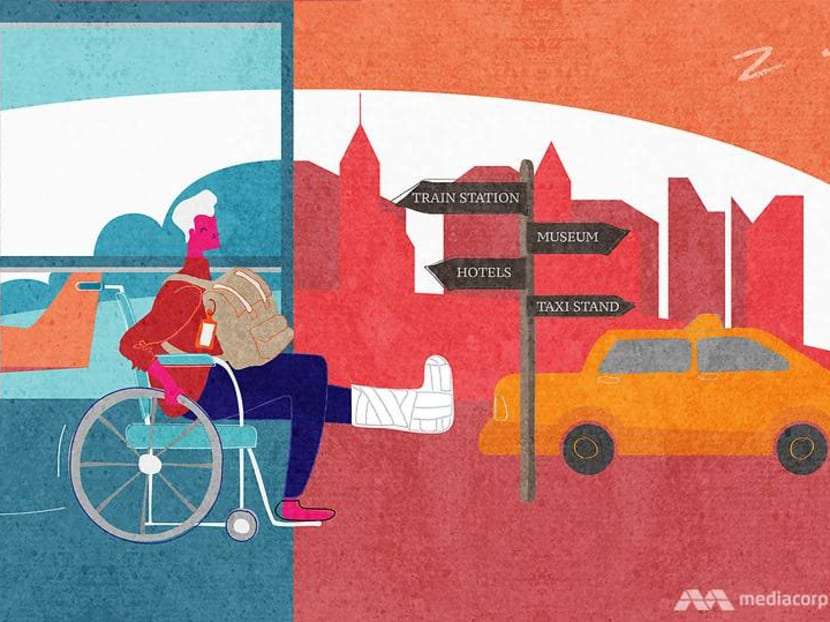 Travel for the mobility-impaired: How to have a holiday when walking is an issue