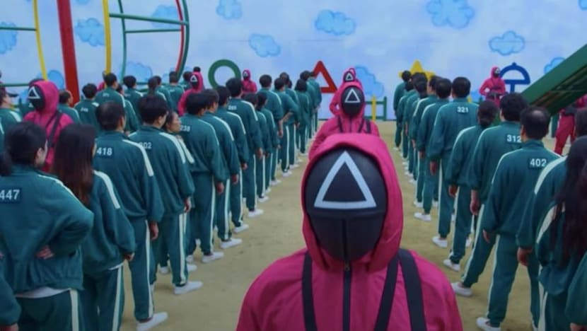 Commentary: How the bleak world of Netflix's Squid Game hooked fans worldwide