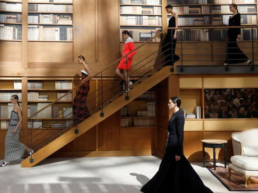 Karl Lagerfeld's successor showcases new Chanel collection
