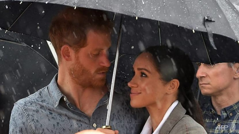 Prince Harry, Meghan want baby's birth kept 'private'