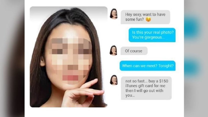 S$295,000 lost to sex scams in March; some victims duped after searching online for sexual services