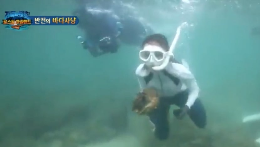 Korean reality TV show sparks controversy after contestant catches, eats protected species in Thailand