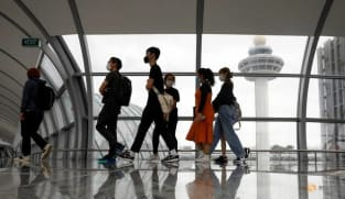 Singapore eases border measures for travellers from Taiwan as COVID-19 situation improves