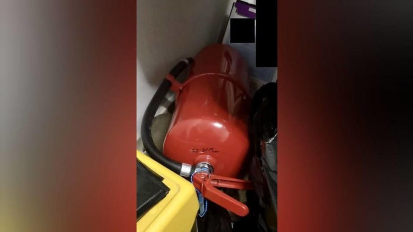 Malaysia authorities bust syndicate using modified fire extinguishers to smuggle drugs into Singapore
