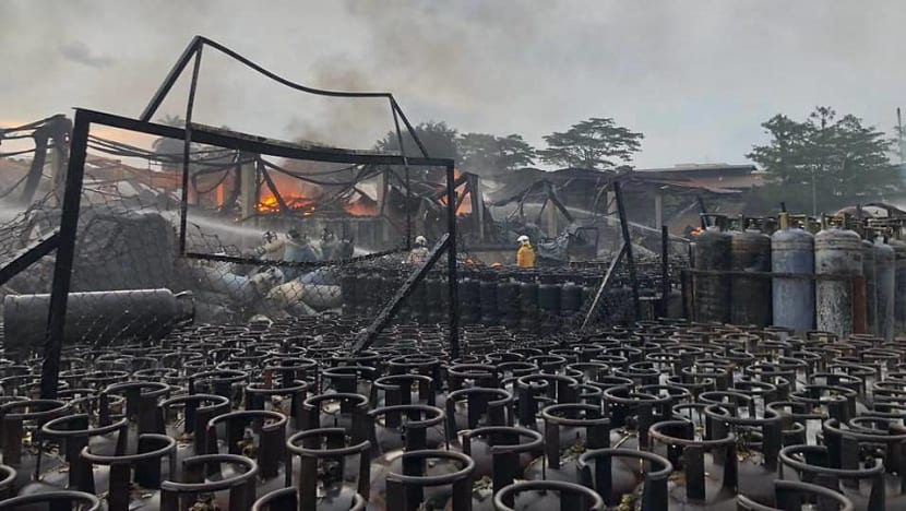 System malfunction, dislodged pipe led to fatal Jalan Buroh fire: MOM