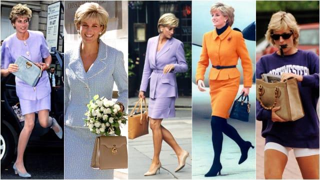 不只Gucci Diana!以Princess Diana命名的这些包包热卖至今