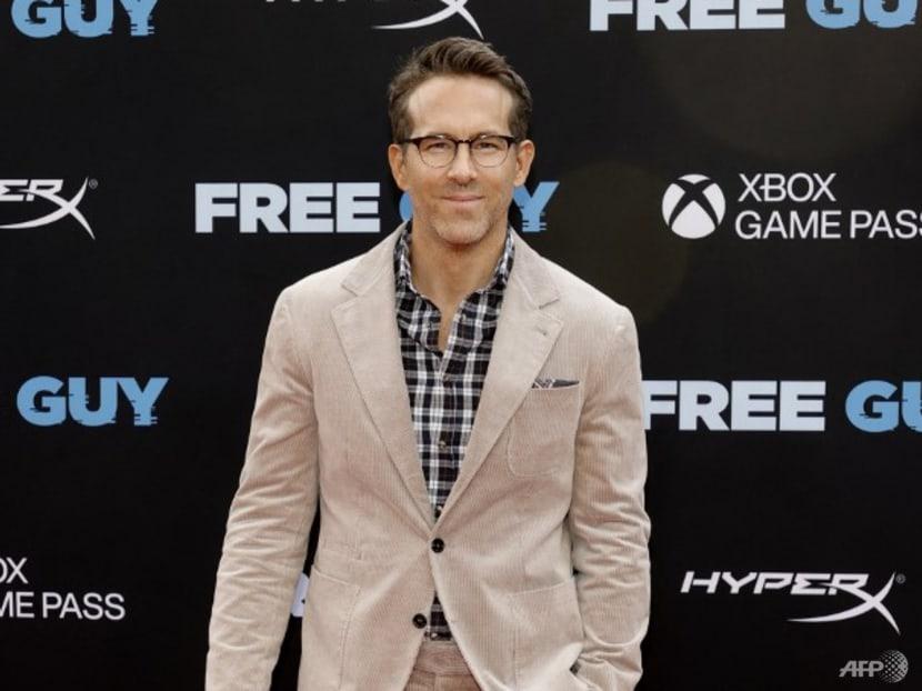 Free Guy starring Ryan Reynolds debuts at No 1 at US box office