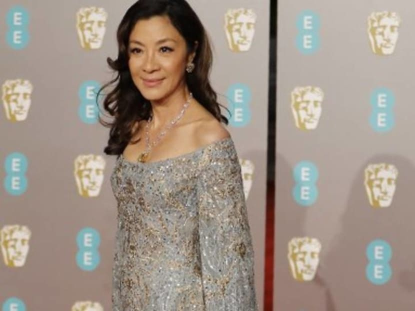 Michelle Yeoh joins the cast of Netflix series The Witcher: Blood Origin