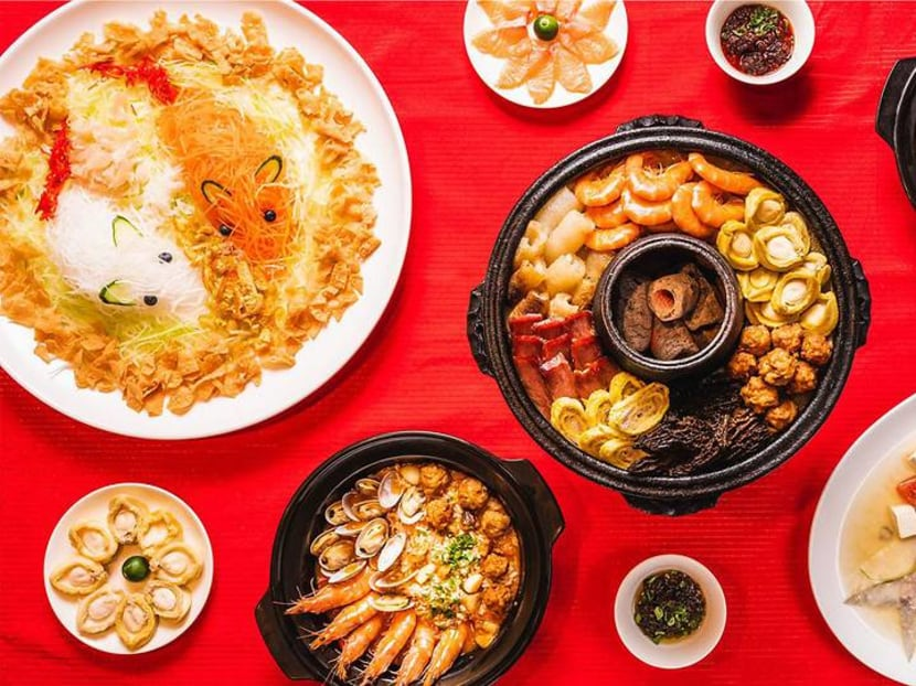 10 restaurants to head to for abundant Lunar New Year family feasting