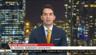 Plans under way to boost competitiveness of Singapore companies over next 5 years | Video
