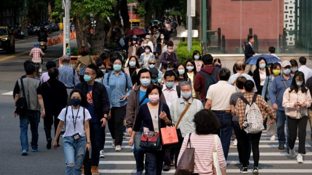 【冠状病毒19】台湾新增287起病例 其中286起是本土感染