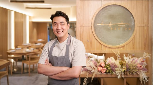 A Day In The Life of… Korean chef Louis Han, founder of restaurant NAE:UM
