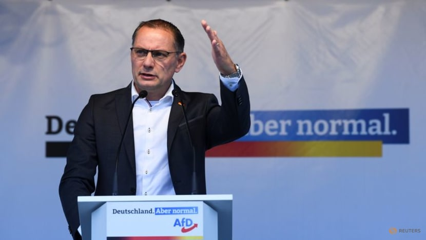 Pranksters target German far-right party with election campaign stunt