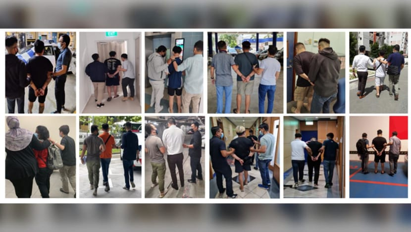 19 people arrested for suspected involvement in Ponzi-like job scams