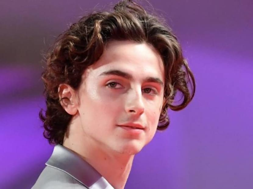 Timothee Chalamet describes his next role in The King as 'terrifying'