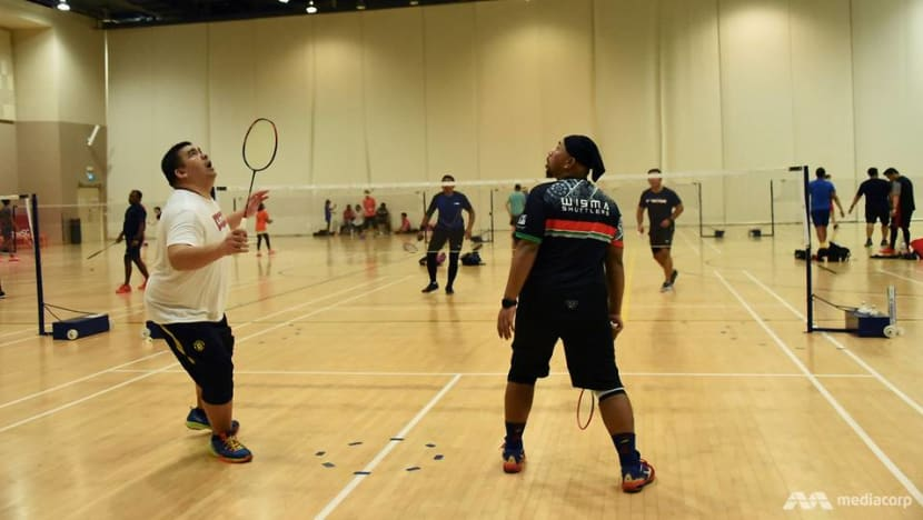 Commentary: The curious mania over booking badminton courts in Singapore
