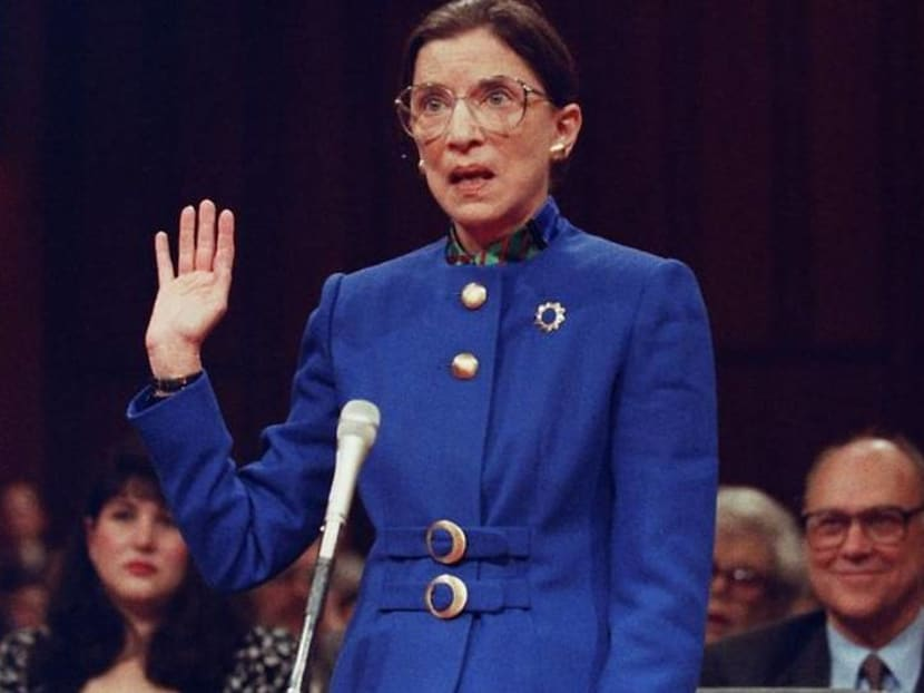 Ginsburg movies 'RBG' and 'On the Basis of Sex' re-released to support women's rights